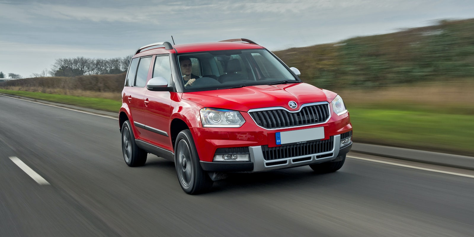 skoda yeti outdoor review carwow. Black Bedroom Furniture Sets. Home Design Ideas