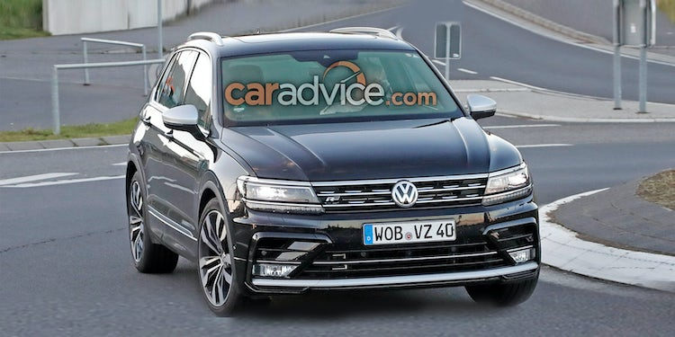 Vw Tiguan R Price Specs And Release Date