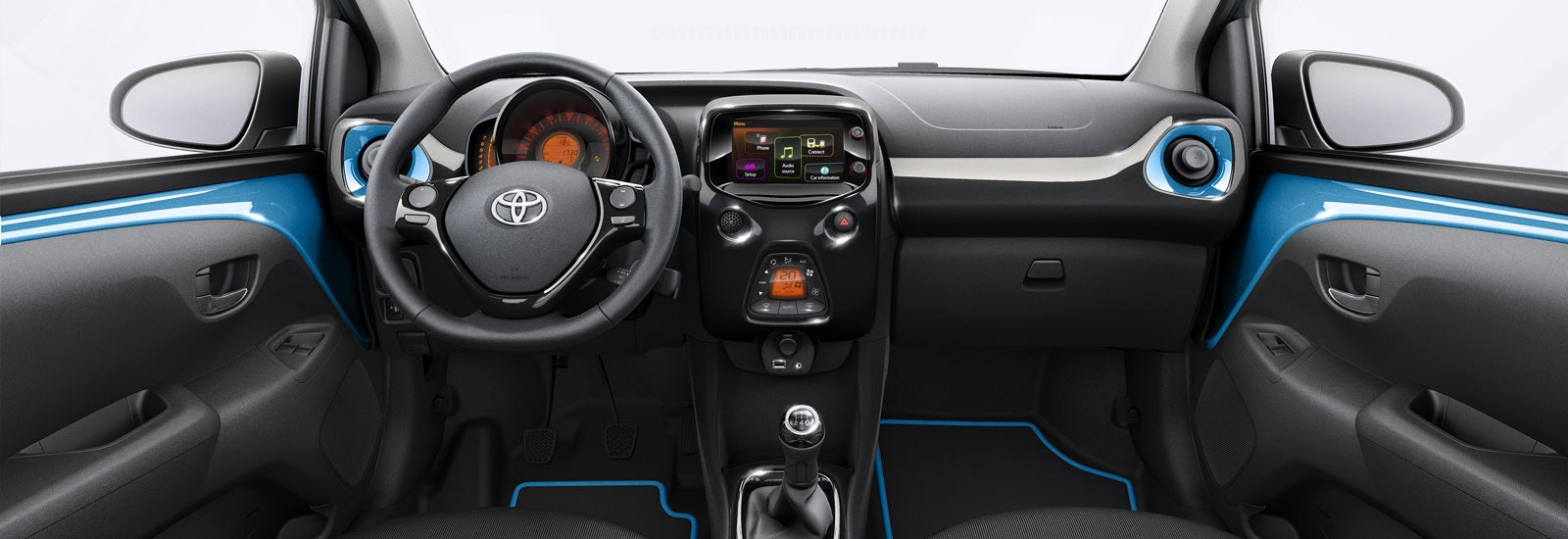 Toyota Aygo Interior 1989 Dakota Wiring Diagram Schematic Septic Tank Control Dodge Ram 2001 Stereo For Turn Signal