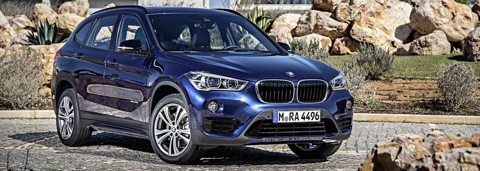 BMW X1 sizes and dimensions guide  carwow