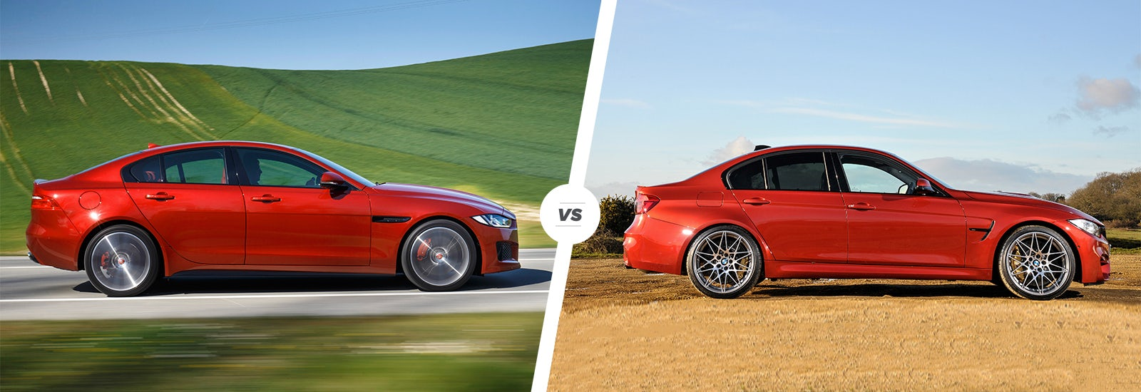 Jaguar Xe S Vs Bmw M3 Which Is Best Carwow